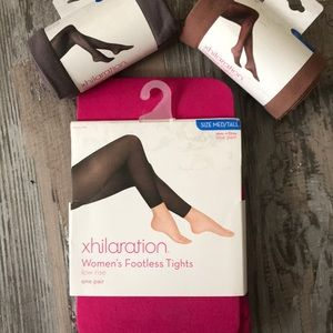 xhilatation tights bundle.